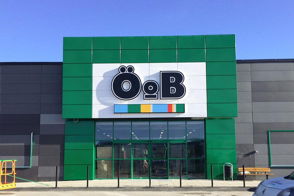 ÖoB Portal med Profil 4 skylt